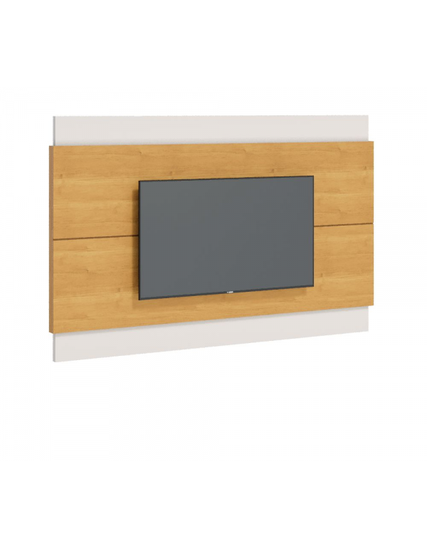 Painel Classic Nature com Offwhite 1,40 m